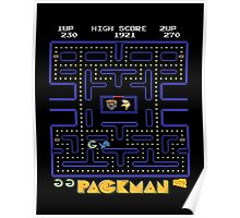 Packman Poster