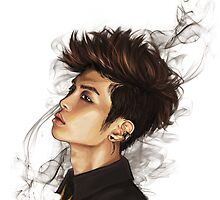 Jjong Smoke by NIQELS