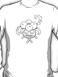 Gloom de los Muertos   Pokemon & Day of The Dead Mashup T-Shirt