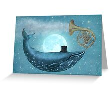 The Cloud Maker  Greeting Card