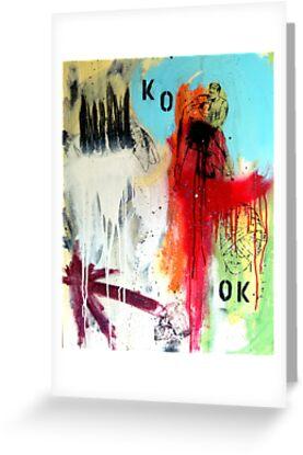 KO IS OK by Alvaro Sánchez