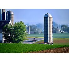 Amish Country  Photographic Print