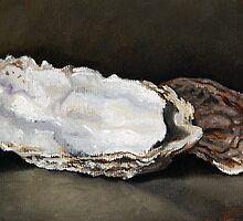 Reclining Shells by Maurice Morgan II