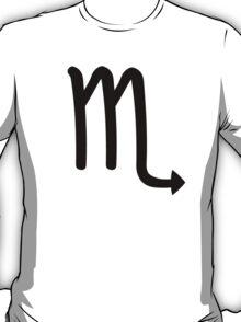Scorpio - The Scorpion - Astrology Sign T-Shirt