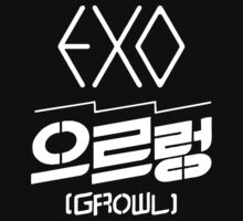 EXO 엑소 Growl W by ApriliantoAlf