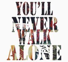 you'll never walk alone Liverpool  by Matthewm140
