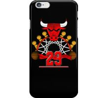 23 Bulls  iPhone Case/Skin