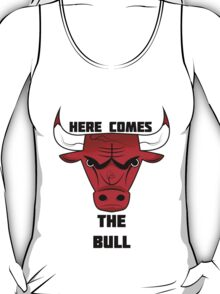 Here Comes The Bull T-Shirt