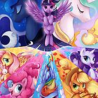 This is PONIES by keshi
