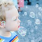 Bubble World by LaurelMuldowney