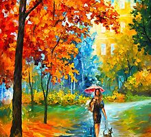 FRESH AUTUMN by Leonid  Afremov