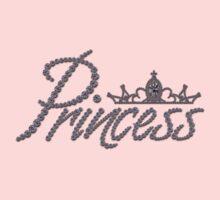 Diamond Princess Girly Graphic by andabelart