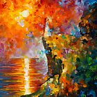 BEAUTY OF HOPE by Leonid  Afremov