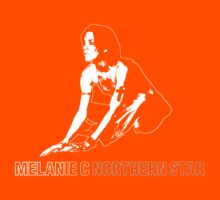 Mel C - Northern Star (Style B) by RobC13