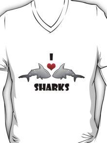 I Love Sharks! T-Shirt