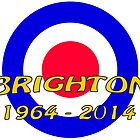 Brighton - 50th anniversary by masterchef-fr