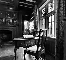 The morning room (Turton Tower) by Stephen Knowles