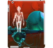 Cyborg factory iPad Case/Skin