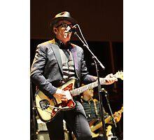 Elvis Costello - Deni Blues & Roots 2014 Photographic Print