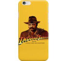 Indiana Swanson iPhone Case/Skin