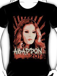 Abaddon 2014 - Queen of Hell T-Shirt