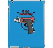 Tesla Deathrays  iPad Case/Skin
