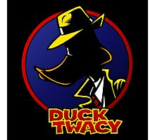 Duck Twacy Photographic Print