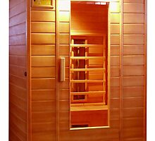 CureSense Infrared Sauna Room - Indoor by goacuzone