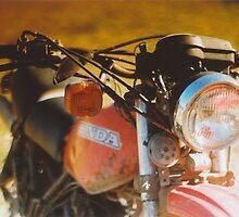 The Bike by strangerandfict