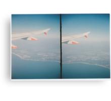 Stereo Flight Canvas Print