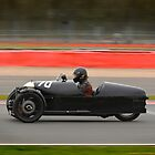 Morgan Super Aero by Paul Woloschuk