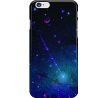 Galaxy b/b iPhone Case/Skin