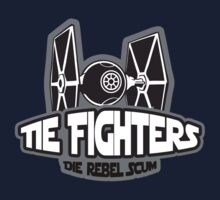 Tie Fighters by themoderngeek