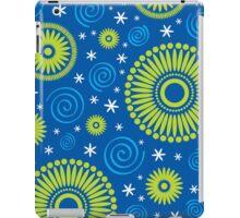 Pop! Blue & Green iPad Case/Skin
