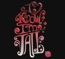 Tall N Curly - I know I'm tall / Cayenne by tallncurly