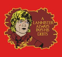 A Lannister always pays his debts by CarloJ1956