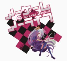 NO GAME NO LIFE! by Steelgear24