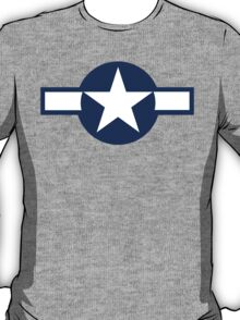 1943-1947 US Air Corps Star T-Shirt
