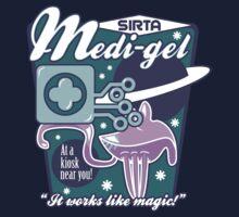 Medi-gel Advertisement T-Shirt