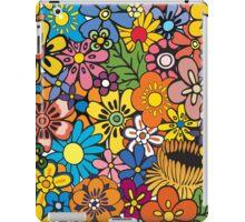 Pop Floral Surf Pattern iPad Case/Skin