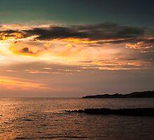 Sunset in Ibiza by ReggieRamos