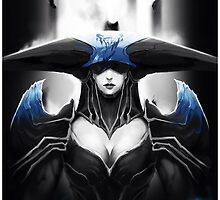 Lissandra - League of Legends - LoL by sakha
