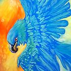 Spirit Macaw by marandart