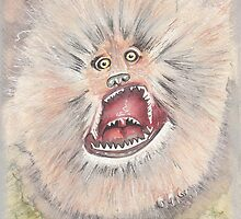 Fizzgig - The Dark Crystal by Troglodyte