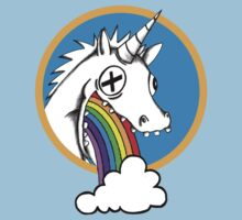 Drunk Unicorns Make Rainbows! Kids Clothes