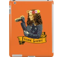 Freddie Lounds iPad Case/Skin