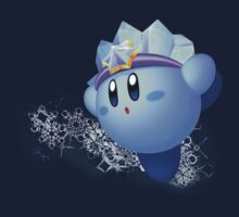 (Ice) Kirby by Goosekaid