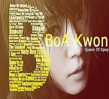BoA Kwon by kazykim13