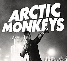 Arctic Monkeys by ashleyvazquez