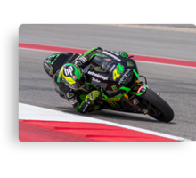 Pol Espargaro at Circuit Of The Americas 2014 Canvas Print